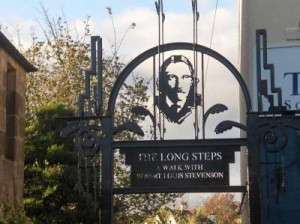 Long Steps Arch compd