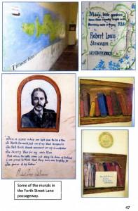 RLS NB murals