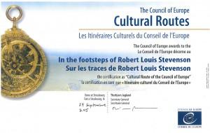 ECR Certificate